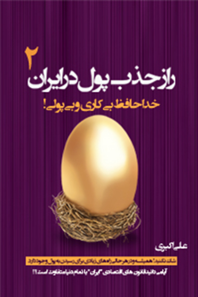 کتاب راز جذب پول در ایران اثر علی اکبری - جلد دوم