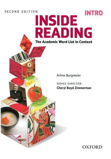 کتاب Inside Reading 2nd Intro