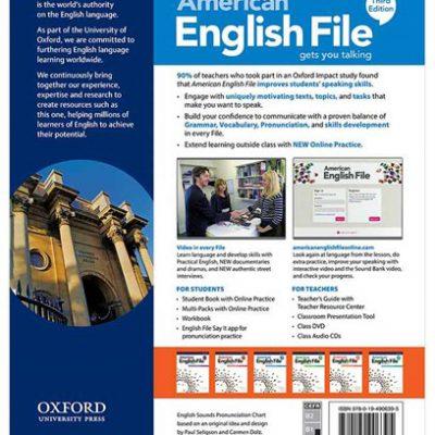 American-English-File-2-3rd-Edition