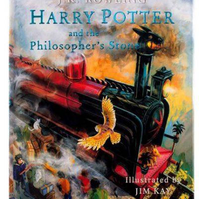کتابهری پاتر و سنگ جادو Harry Potter and the Philosopher's Stone اثر جیکیرولینگ J. K. Rowling
