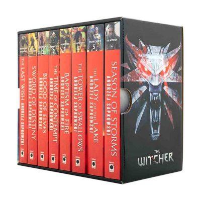 مجموعه ویچر The Witcher Series اثر آندره ساپکوفسکی Andrzej Sapkowski